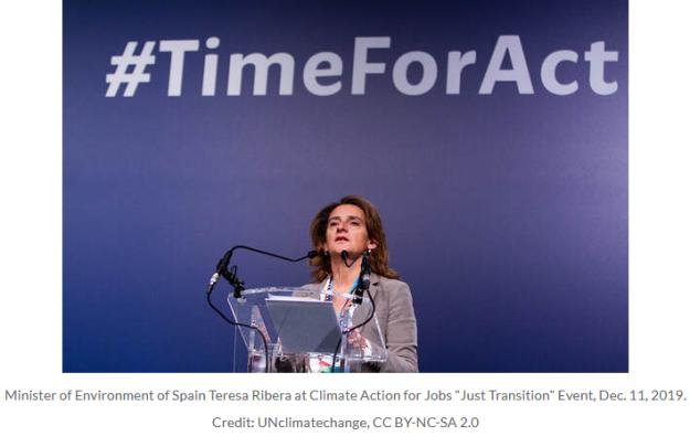 climate lawsuit Spain