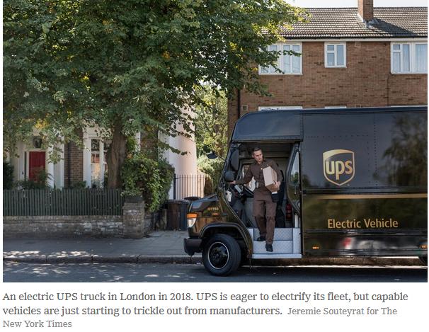 electric UPS