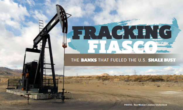 fracking fiasco