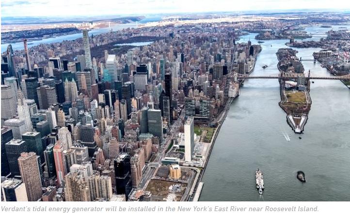 NY tidal power