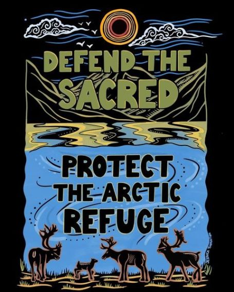 protect ANWR demonstration