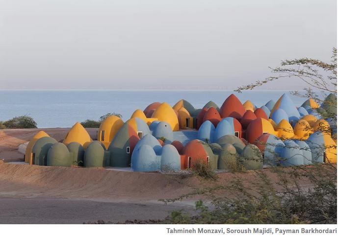 Earthbag domes