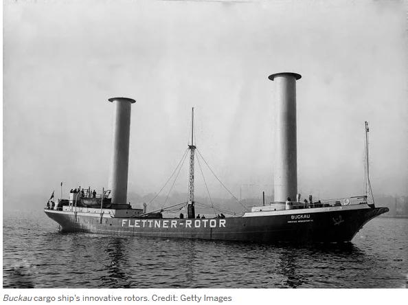 Flettner rotor