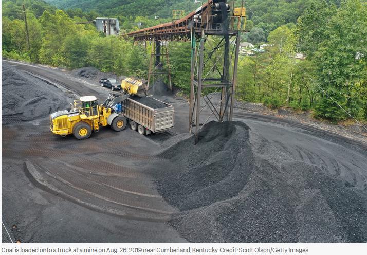 Cumberland KY coal