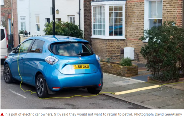 EV tipping point