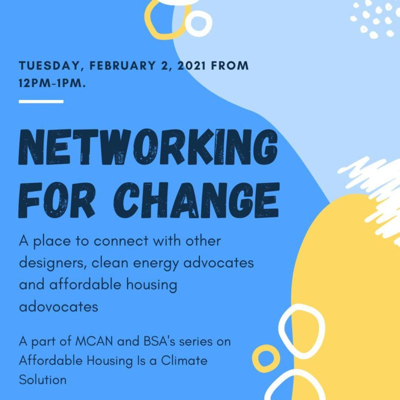 networking for change
