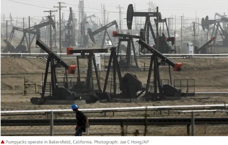 CA to ban fracking