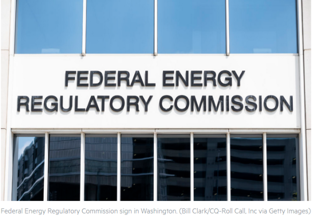 FERC in the dock