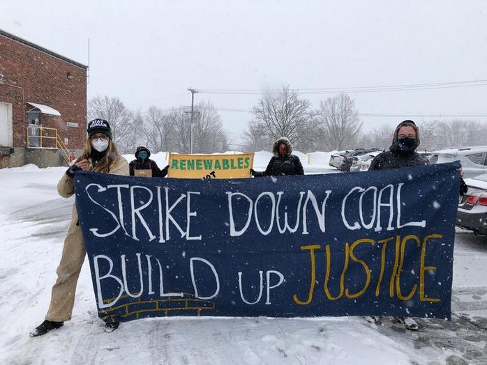 strike down coal