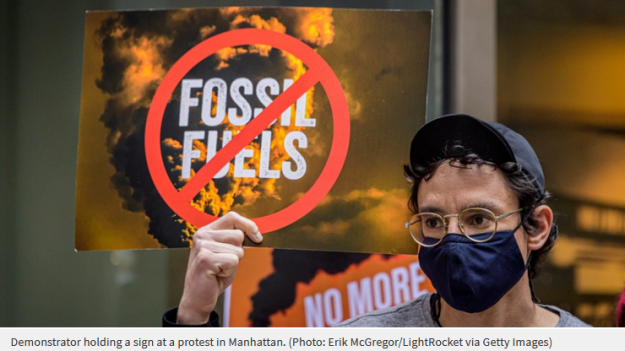 end all fossil subsidies