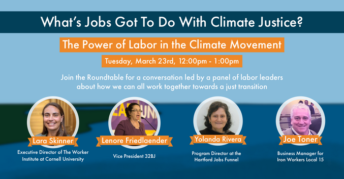 jobs and climate justice