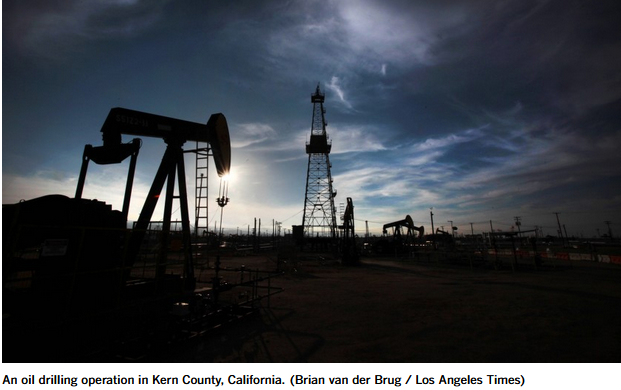 Kern County pumpjack