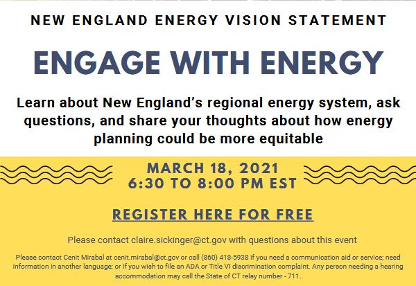 New England Energy Vision - English