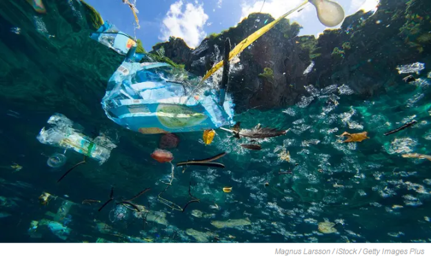 ocean bound plastic