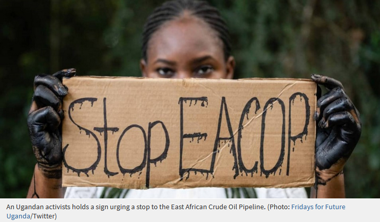 Stop EACOP