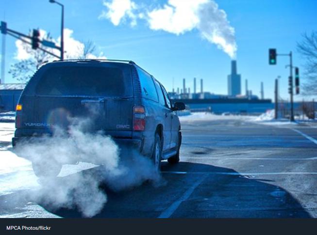 Yukon fumes