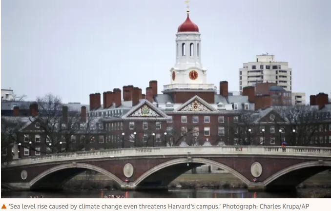 Harvard and Charles