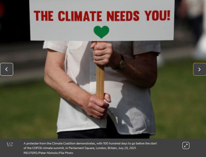 climate needs you